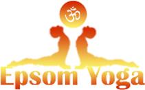 Epsom Yoga Logo